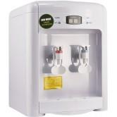 Кулер для воды настольный Aqua Work 36-TDN-ST с турбонагревом + Эко-режим белый