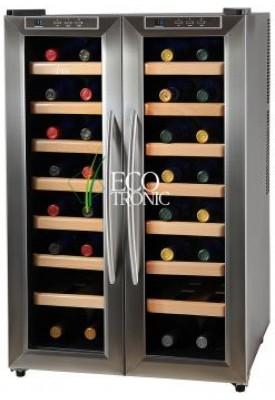 Винный шкаф Ecotronic WCM-32DE