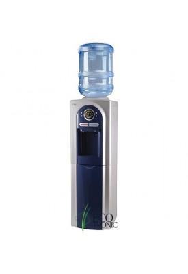Кулер для воды напольный Ecotronic C2-LFPM blue со шкафчиком