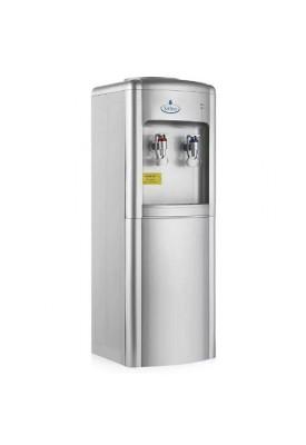 Кулер для воды напольный SMixx 08L white со шкафчиком