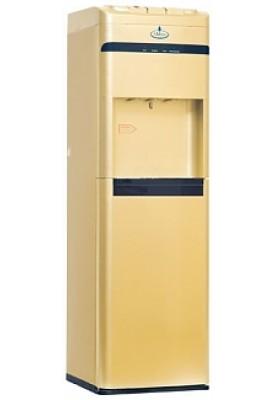 Кулер для воды с нижней загрузкой Smixx HD-1363 B Gold color