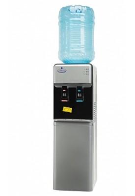 Кулер для воды напольный SMixx 07LD серебро с черным