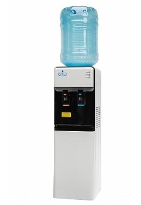 Кулер для воды напольный SMixx 07LD белый с черным
