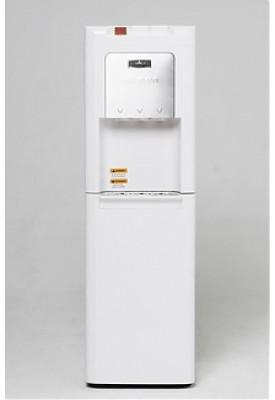 Кулер для воды с нижней загрузкой GLACIAL 8LIECH-WP белый с платиной