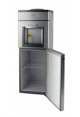 Кулер для воды напольный  Aqua Well 01C ПКХ с холодильником