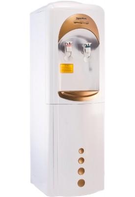 Кулер для воды напольный Aqua Work 16-L/HLN с нагревом  и компрессорным охлаждением