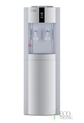 Кулер для воды напольный Экочип V21-LN white-silver