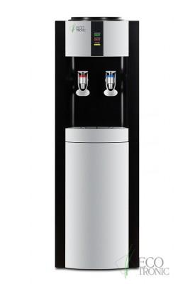 Кулер для воды напольный Экочип V21-LE black+silver