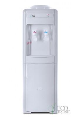 Кулер для воды напольный Ecotronic H2-L с нагревом и охлаждением