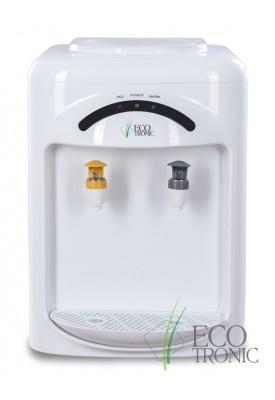 Кулер для воды настольный Ecotronic M2-TN с нагревом без охлаждения