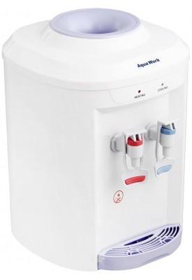 Кулер для воды настольный Aqua Work 721-T с нагревом и электронным охлаждением