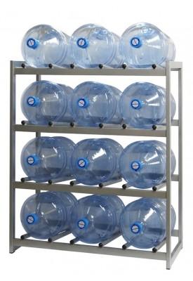 """Стеллаж для хранения бутилированной воды """"БОМИС"""" 12Р"""