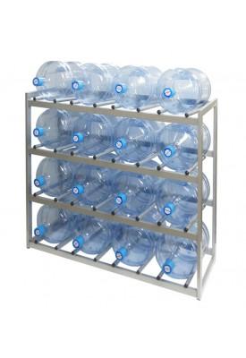 """Стеллаж для хранения бутилированной воды """"БОМИС"""" 16Р"""