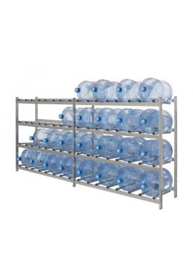 """Стеллаж для хранения бутилированной воды """"БОМИС"""" 32"""
