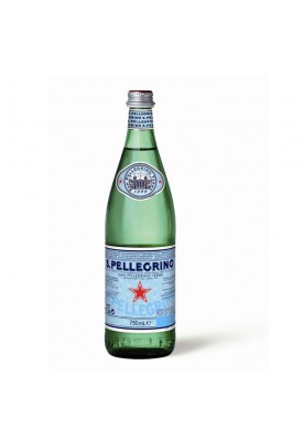 Вода негазированная минеральная S.Pellegrino (С.Пеллегрино) 0,75 л стекло