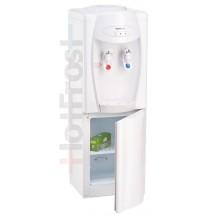 Кулер для воды напольный HotFrost V208B с холодильником