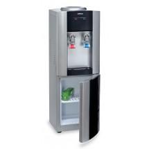 Кулер для воды напольный HotFrost V710CES Carbon со шкафчиком