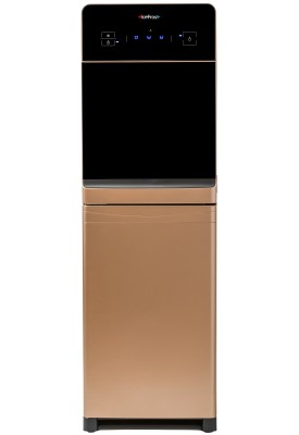Кулер для воды с нижней загрузкой HotFrost 350ANET Gold