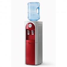 Кулер для воды напольный LC-AEL-123B red с холодильником