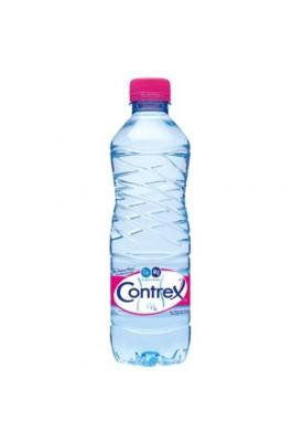Минеральная вода с высоким содержанием Ca и Mg Contrex 0,5 л