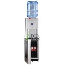 Кулер для воды напольный Ecotronic C15-LZ со шкафчиком для напитков