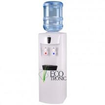 Кулер для воды напольный Ecotronic G31-LCE со шкафчиком