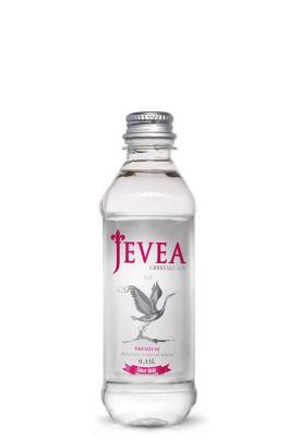 Вода минеральная природная столовая питьевая Jevea Crystalnaya 0,33 л