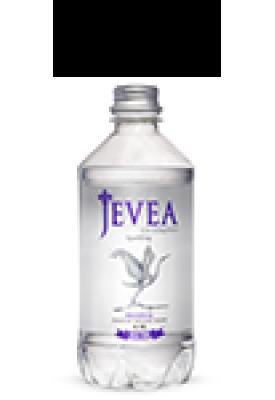 Вода минеральная природная столовая питьевая Jevea Crystalnaya 0,5 л газированная