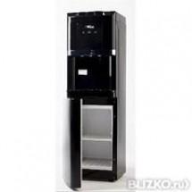Кулер для воды напольный SMixx HD-1233 D Black color с холодильником