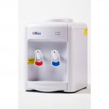 Кулер для воды настольный  SMixx 36TD white с нагревом и охлаждением