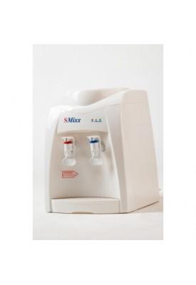 Кулер для воды настольный  SMixx 68TB white с нагревом без охлаждения (чайник)