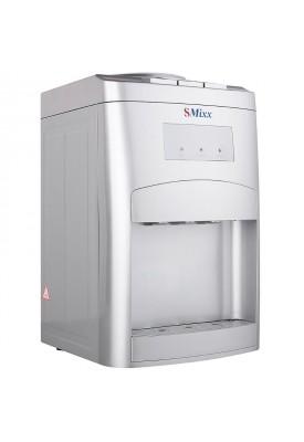 Кулер для воды настольный  SMixx HD-1316 TS silver с нагревом и охлаждением
