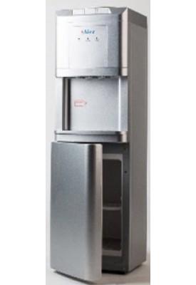 Кулер для воды напольный SMixx HD-1233 B со шкафчиком