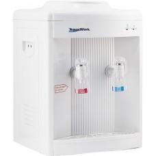 Кулер для воды настольный Aqua Work D66 с нагревом и электронным охлаждением