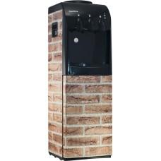 Кулер для воды  напольный Aqua Work 833-S-B с холодильником кирпич