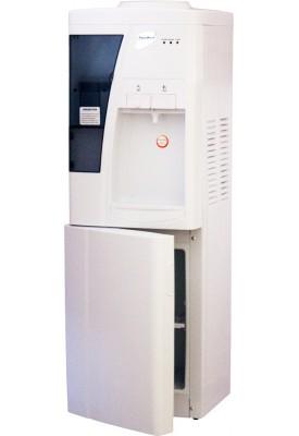 Кулер для воды Aqua Work 3-W со шкафчиком и встроенным стаканодержателем
