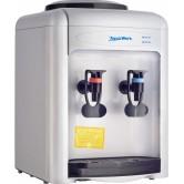 Кулер для воды Aqua Work 0.7-TK (чайник) с нагревом без охлаждения silver