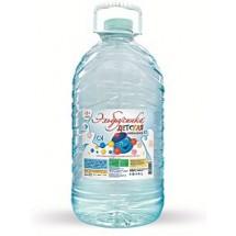 """Детская горная  питьевая вода  """"Эльбрусинка"""" 5 л без газа"""