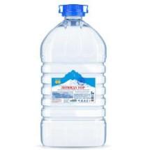 """Горная  питьевая вода  """"Легенда гор"""" 5 л без газа"""