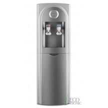 Кулер для воды напольный Ecotronic C21-LF Grey c холодильником