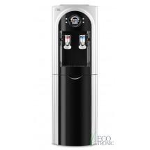 Кулер для воды напольный C21-LCPM black со шкафчиком