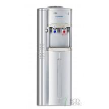 Кулер для воды напольный Ecotronic G6-LF с большим холодильником на 60 л