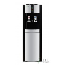 Кулер для воды Ecotronic H1-L CARBO Black  с газацией