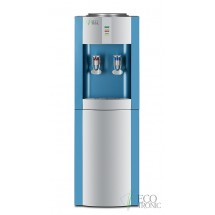 Кулер для воды напольный Ecotronic H1-LE с двойным блоком эл. охлаждения