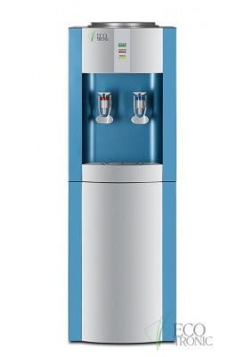 Кулер для воды напольный Ecotronic H1-LC  со шкафчиком