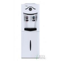 Кулер для воды напольный Ecotronic K2-LCE со шкафчиком