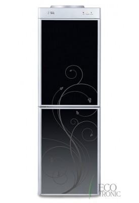 Кулер для воды напольный Ecotronic M5-LF с холодильником black