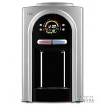Кулер для воды настольный Ecotronic C2-TPM black/silver с нагревом и охлаждением