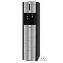 Кулер для воды напольный Ecotronic V4-LZ black-silver