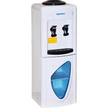 Кулер для воды напольный Aqua Work 0.7-LK со шкафчиком с нагревом, без охлаждения